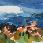 Product Category: Watercolor Landscape
